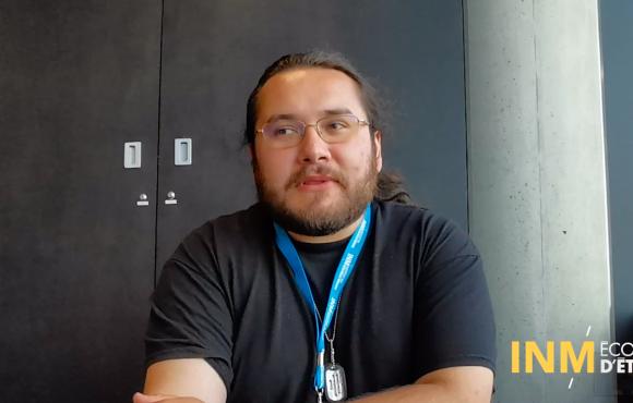 Rencontre avec André-Philippe Awashish, jeune autochtone de la nation Atikamekw